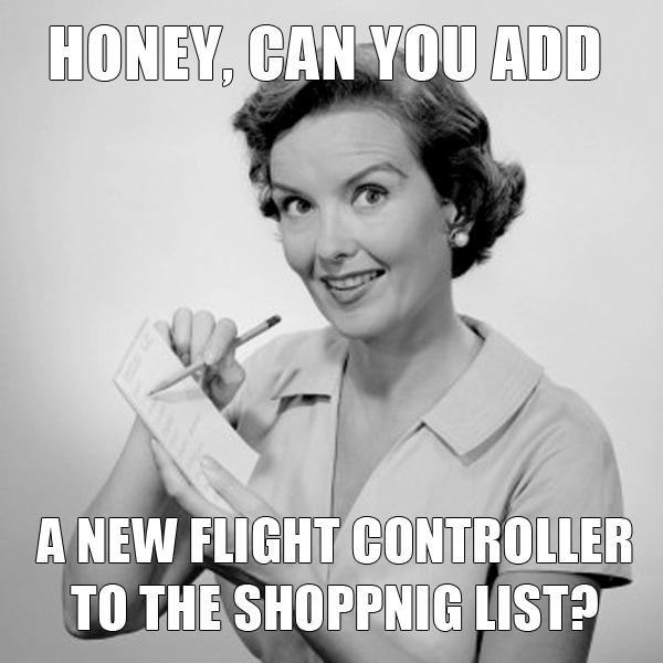 fpv shopping list meme